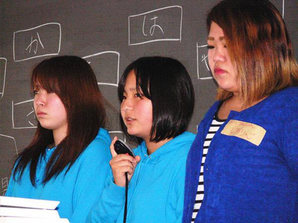 【3.11つなぐっぺし】葉山、逗子を中心に活動している復興支援グループ。中・高校生が中心となり、震災の風化防止を目的にさまざまなイベントを主催。